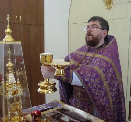 Праздничные богослужения в Великий четверг