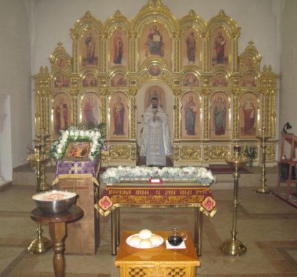 Праздничные богослужения в Великую субботу