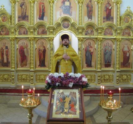 Праздничные богослужения в Неделю 19-ю по Пятидесятнице