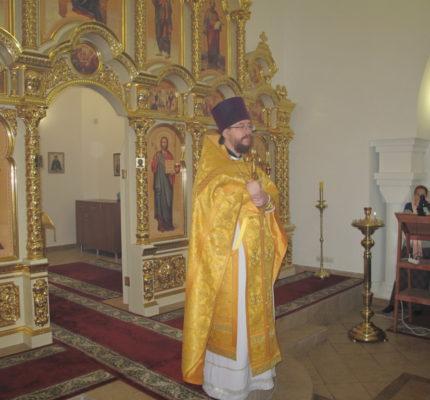 Праздничные богослужения в Неделю 24-ю по Пятидесятнице